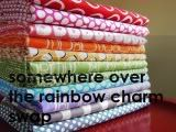 Somewhere Over The Rainbow Charm Swap