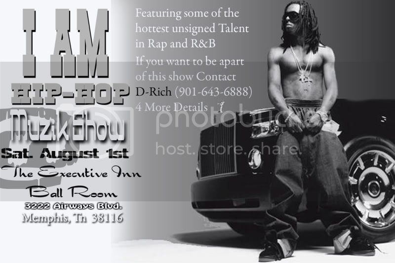 Memphis,Orangemound,D-Rich,Hip-Hop,R&amp;B,Rap,MEM Entertaiinment,Party