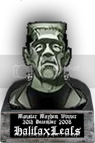 WinnerHalifaxLeafs.jpg Monster Mayhem Winner picture by halifaxleafs